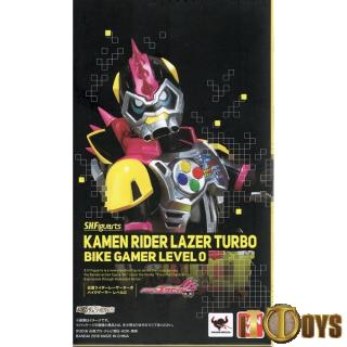 S.H.Figuarts  Masked Rider EX-AID  Kamen Rider Lazer Turbo Bike Gamer Level 0