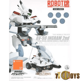 Robot Spirits [SP] [SIDE LABOR]