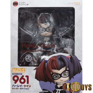 Nendoroid [961] Ninja Batman Harley Quinn Sengoku Edition
